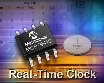 MCP794XX RTCC Stand-Alone
