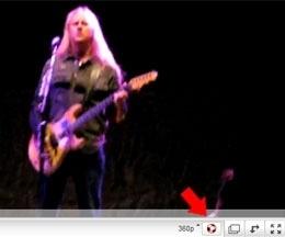 YouTube inserisce il pulsante per la Vuvuzela!